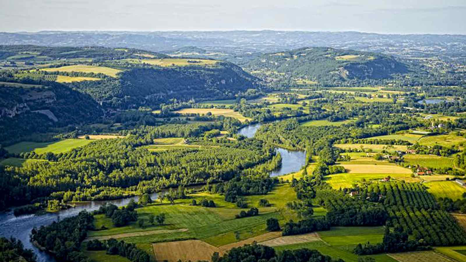 vacances camping Vallée de la Dordogne