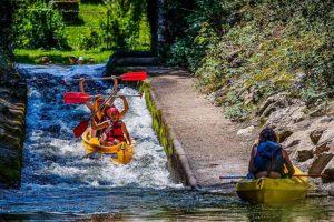 location de canoe en dordogne