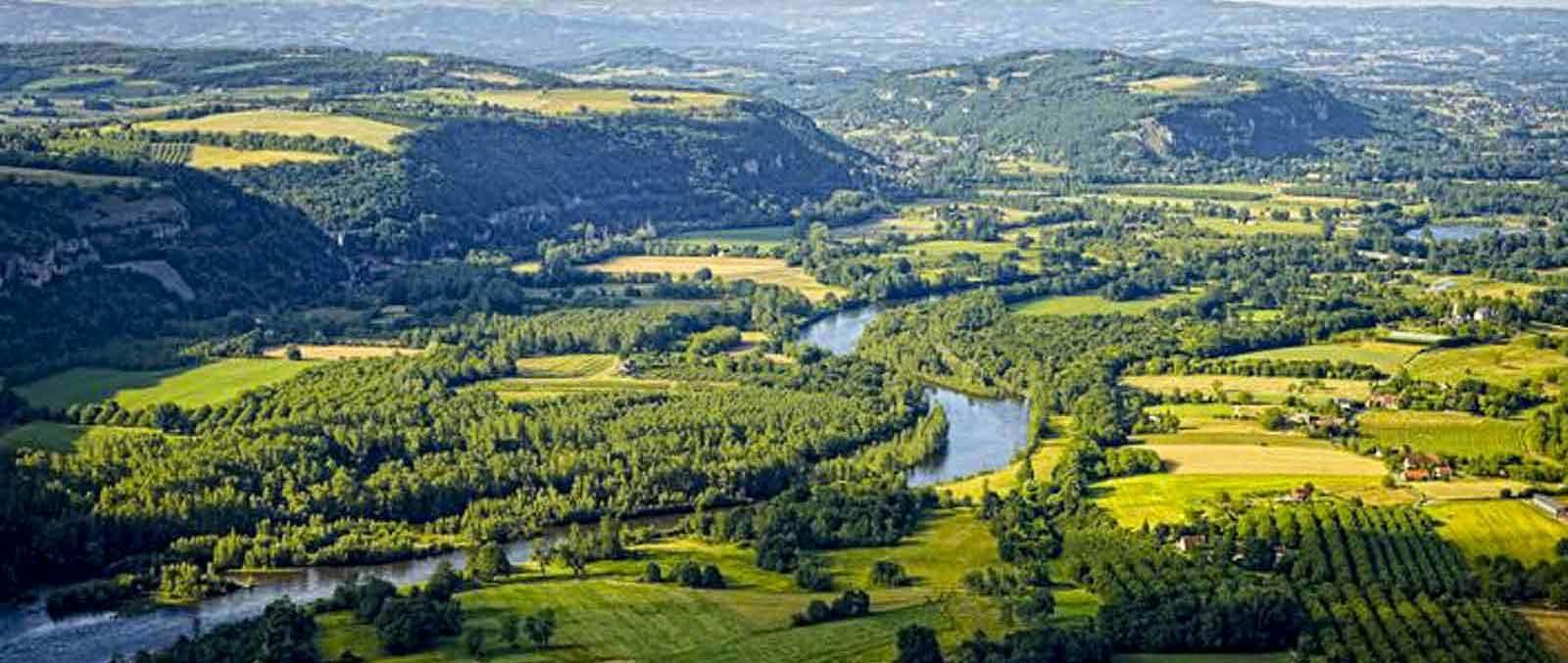vacances en Vallée de la Dordogne
